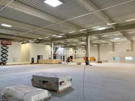 PROVISIONSFREI | sofort verfügbar | ca. 1.400 m² Hallenfläche