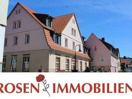 """Wohnen im historischen """"Gasthof zum Ochsen"""""""