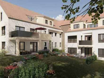 Naturnahe Wohnung im Zentrum SHA-Gailenkirchen