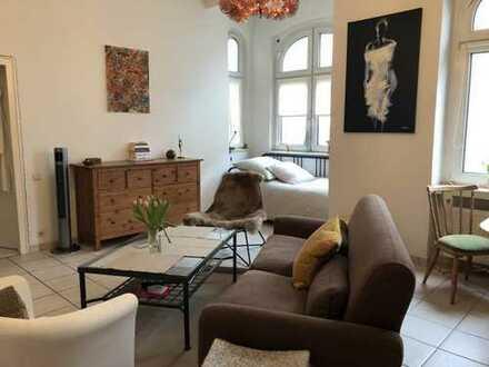 Einziehen & wohlfühlen - teilmöbliertes 1-Zi. Apartment in Hbf-Nähe