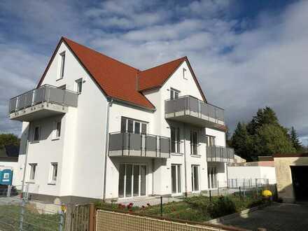 Neubau - Lichtdurchflutete 2-Zimmer-Komfortwohnung Klosterlechfeld