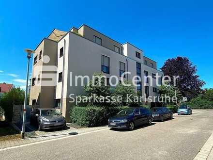 Junge und moderne 3-Zimmer-Eigentumswohnung in Ettlingen-Stadt