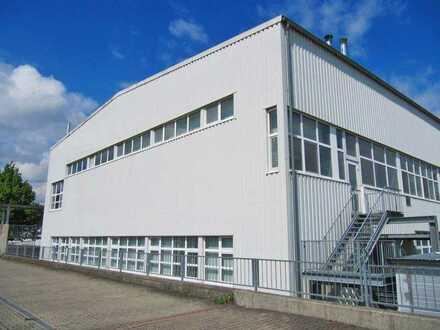 Produktionshalle in Giengen an der Brenz