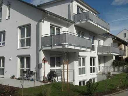 Ruhige und sonnige 3-Zimmer Neubauwohnung 8 km bis Tübingen