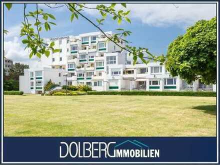 RESERVIERT: Meerblick in Grömitz! Offene 2,5 Zimmer-Wohnung direkt an der Strandpromenade! Erbpacht!