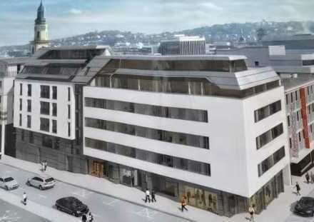 Vollständig möblierte vier Zimmer Wohnung Neubau in Stuttgart, Mitte