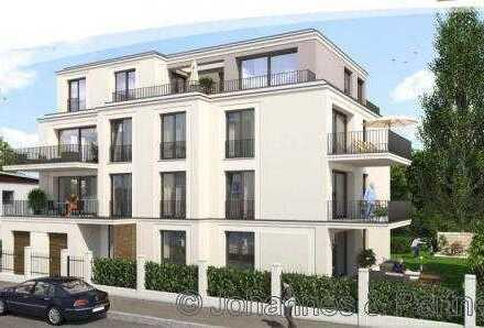 * großzügige und helle Wohnung mit Terrasse und Garten! *