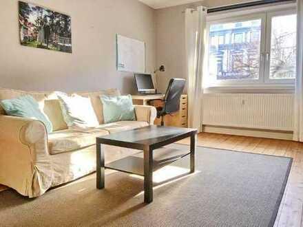 Gemütlich möblierte 2-Zimmerwohnung in Hohenfelde! Warmmiete 1.250,00 € /Monat/ ab 10.08.2020 frei