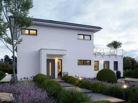 Repräsentative Stadtvilla für die ganze Familie!!! Bauen Sie Ihren Traum gemeinsam mit massa Haus!!!