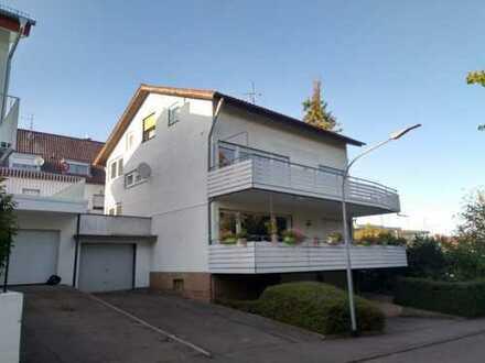 Elegante 2 Zimmerwohnung mit Terrasse im Rodgebiet.