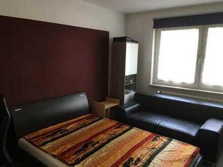 Modernes WG Zimmer mit Balkon in Frankfurt Bockenheim ab 1.8 frei !