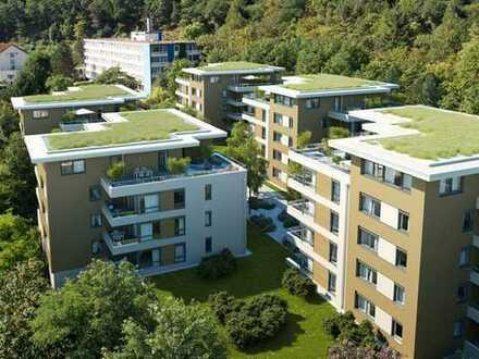 Einziehen direkt - Exklusives Wohnen 3ZKB - EBK - Terrasse mit eigenem Gartenanteil