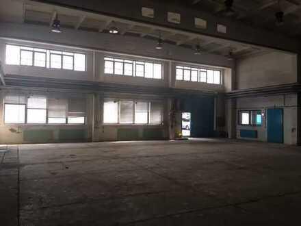 490m² Halle mit Freifläche nahe SELGROS in der Rhinstraße in Lichtenberg