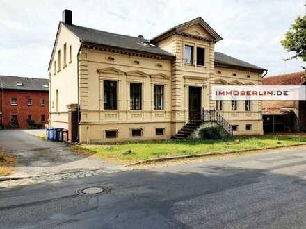IMMOBERLIN.DE - Klassiker in Toplage - Zinshaus am Beetzsee
