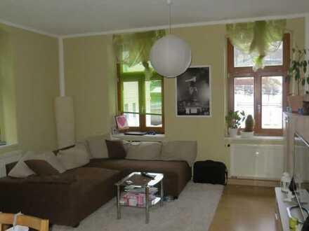 Sie suchen eine tolle sonnige Wohnung in Kleinrückerswalde...?