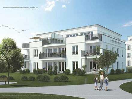 Hochwertig ausgestattetes Penthouse mit tollem Weitblick auf den Werreterrassen in Detmold
