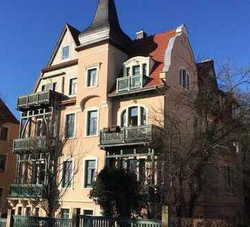 Über den Dächern von Dresden: Helle, großzügige 4-Zimmer Maisonette-Wohnung in Dresden, Trachenberge