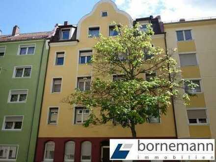 Ruhige Südstadtlage! Freie 4-Zimmer-ETW mit offener Wohnküche + 2 Bädern!