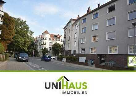 Gepflegte 2-Zi-Wohnung - ca. 58 qm - Linden-Nord