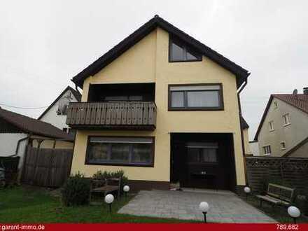 * Sehr gepflegtes Einfamilienhaus mit Garten in Steinheim-Söhnstetten *