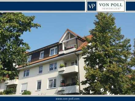 Gut geschnittene 3 Raum-Wohnung an der Siedlung Lößnitzblick