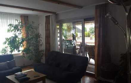 Schöne 4-Zimmer-Erdgeschosswohnung Terasse und EBK in Talheim