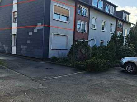 2 Zi-Wohnung (sanierungsbedürftig) in Essen-Gerschede