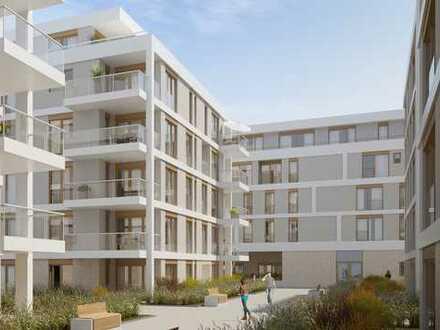 Attraktive 2-Zimmer-EG-Wohnung mit Gartenanteil Hatz-Areal - Das Tor zur Innenstadt