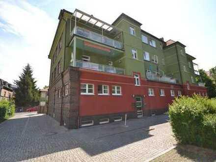 WG-geeignet und frisch renoviert: 2-Raum-Wohnung in DD-Großzschachwitz
