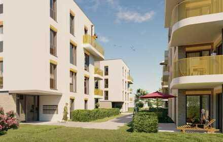 S+S Immobilien - Cubes - Neubau - 4 Zimmer - Eigentumswohnung - Bad Nauheim