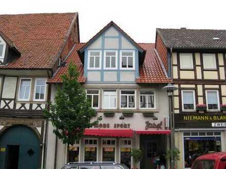 4-Zimmer-Wohnung mit Terrasse im Zentrum von Königslutter