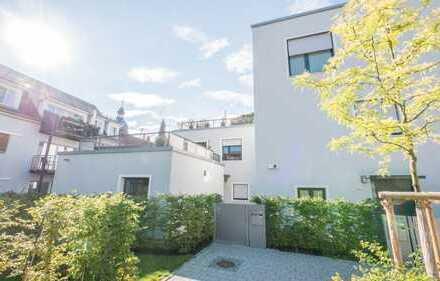 Exklusive 4-Zimmer-Wohnung mit Dachterrasse in Coburg - Zentrum!