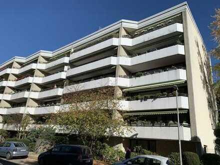 Kaufen statt Mieten, Tolle 2 Zi ETW mit großem Balkon und weiteren Annehmlichkeiten bei günstigen NK