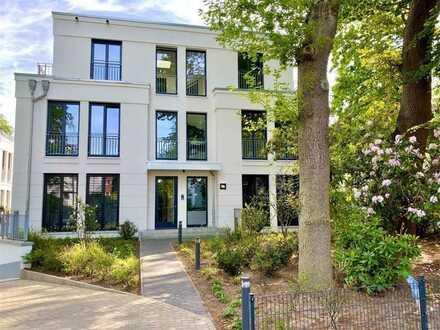 Penthouse - Erstbezug - Villa in Blankenese/Nienstedten