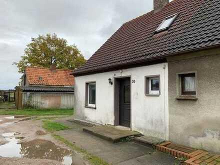Kleine Doppelhaushäflte sucht neuen Eigentümer!