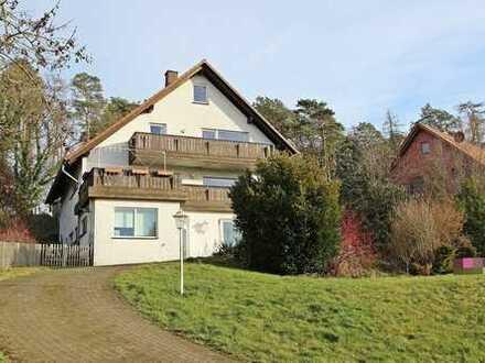 2-3 Familienhaus, in schöner, ruhiger Lage von Naumburg-OT lädt zum Entspannen ein!