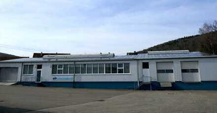 Lager | Produktion | Werkstatt 750 qm (300 qm teilb.) in Burladingen-Gauselfingen
