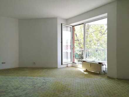 Helle 3-Zimmer-Wohnung in Mönchengladbach mit Garten + Balkon, von Privat