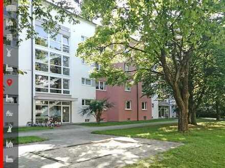 Bezugsfreie und sehr helle 3-Zimmer-Wohnung mit Südloggia und Ostbalkon