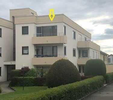 Gemütliche 2-Zimmer-Wohnung direkt am Feldrand