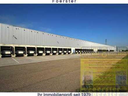 Logistik+Produktion+Büro ca.14.000m² Nähe Karlsruhe