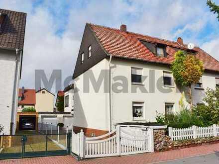 Großzügige DHH für Familien mit Terrasse, Garten und Doppelgarage in Ladenburg