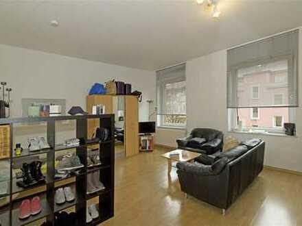 Immobilien-Richter: Komplett ausgestattete 1-Zimmer-Wohnung, MÖBLIERT