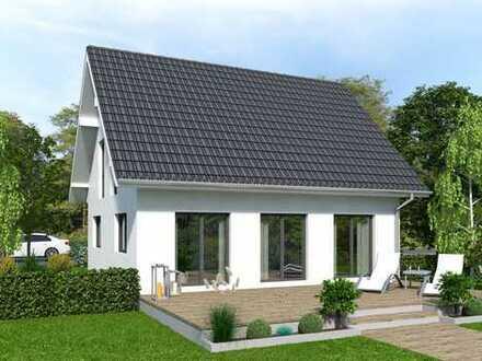 Klassisches Einfamilienhaus als Effizienzhaus 55 (KfW 55) in Duisburg- Baerl