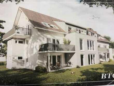3 Zimmerwohnung in barriefreiem Mehrfamilienhaus - Rottenburg-Hailfingen