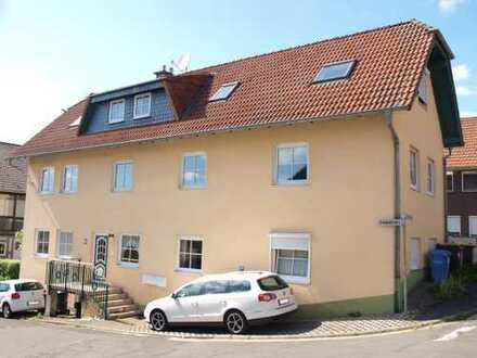 3-Zimmer-EG-Wohnung mit EBK und kleinem Garten in Hintersteinau