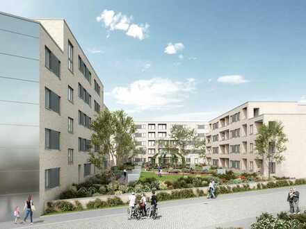 3-Zimmer Neubauwohnung ideal für kleine Familien in Mannheim-Käfertal (Franklin)