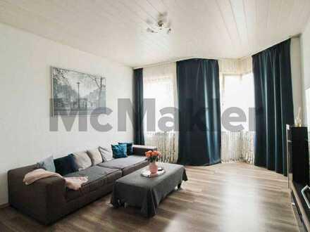 Kapitalanlage oder Eigenheim in Pforzheim: WG-geeignete 4-Zi.-ETW mit Wintergarten in Zentrumsnähe