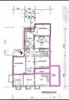 Gepflegte 3-Zimmer-Wohnung mit Terrasse in Wilnsdorf - Niederdielfen