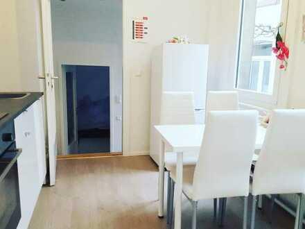 Single-Wohnung Karlsruhe Südweststadt an der Hirschbrücke